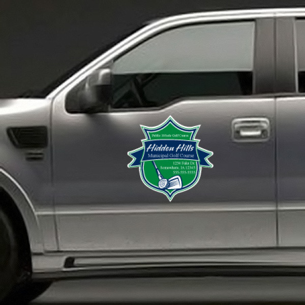 Car Magnets Vehicle Graphics Truck Signs - Make a custom car magnetsquare car magnetdesign your own you customize it