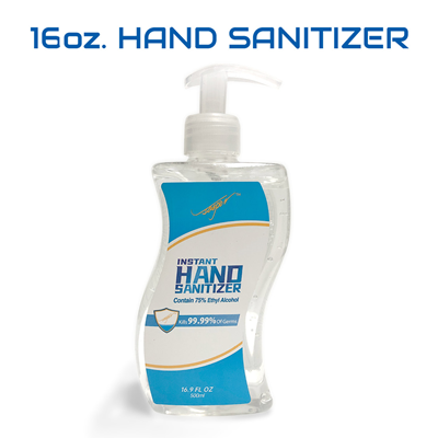 PPE Hand Sanitizer Pump Top