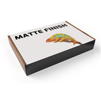 Matte Finish Box
