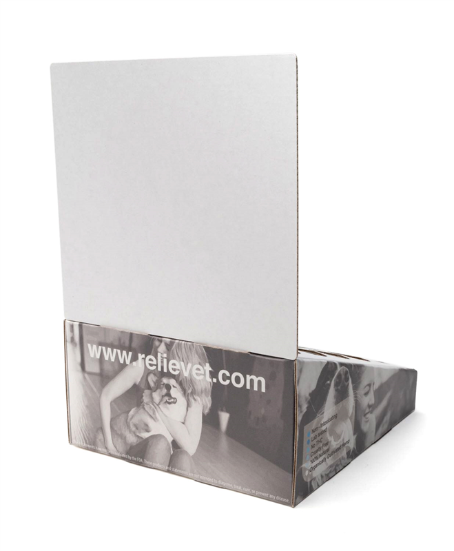 Cannabis Dropper Display Box | Custom printed for Your Product