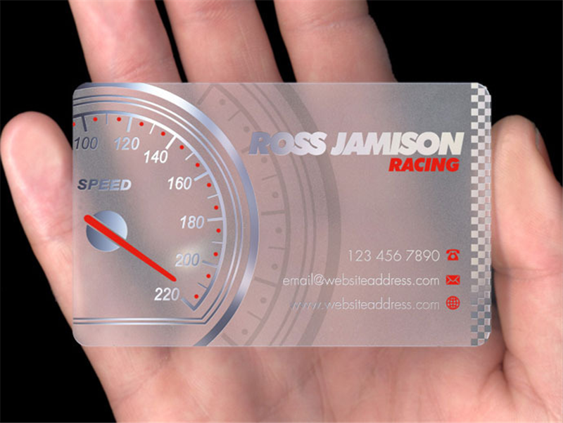 Clear Business Cards, Metallic Business Cards, VIP Cards ...