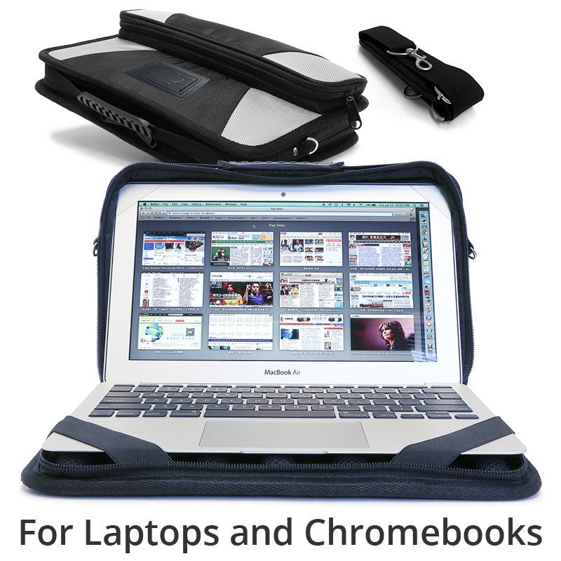 Rugged Laptop Chromebook Bag Case For Schools Kids