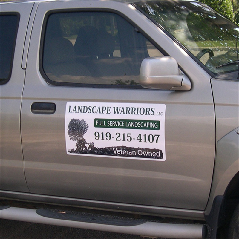 Car Magnets, Vehicle Graphics, Truck Signs